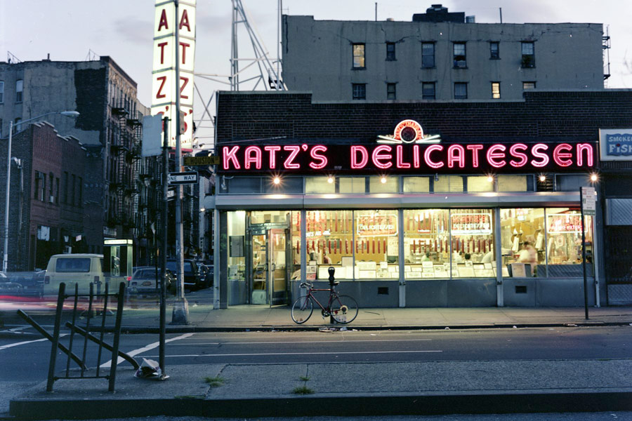 Katz's Delicatessen by DB